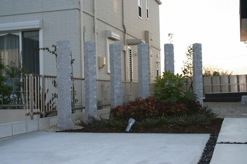 名古屋市緑区のエクステリア