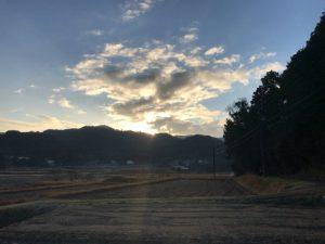 幸田町でエクステリアやガーデンをつくるサンホームズからの風景