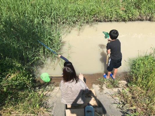 岡崎市・幸田町で外構・エクステリアデザインのご提案やお庭を含めた外構工事を手掛けるサンホームズの山本家族
