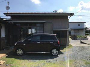 岡崎市・豊田市・豊川市で外構・エクステリア設計施工、庭を含めたリフォーム工事を手掛ける㈱サンホームズの駐車場リフォーム現場