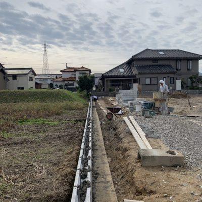 幸田町の造成工事|岡崎市・豊田市のエクステリア・外構工事はサンホームズ