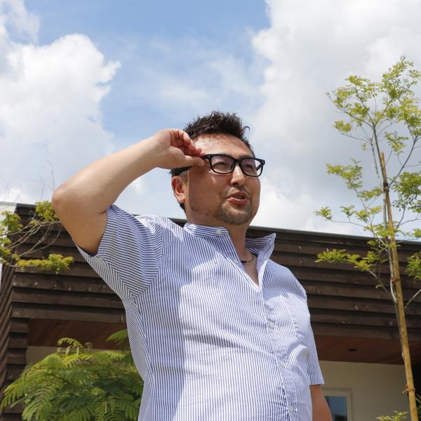 岡崎市・豊田市・幸田町でエクステリア・外構設計施工、庭のリフォーム工事を手掛ける㈱サンホームズの堀野